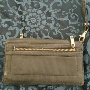 Large Tory Burch Wristlet